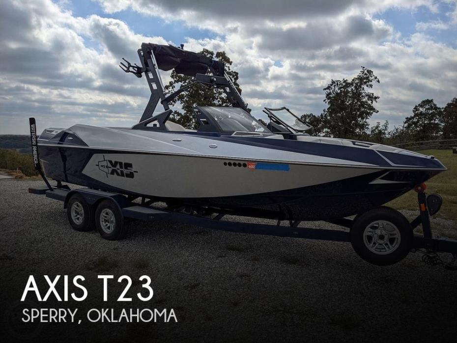 2017 Axis T23