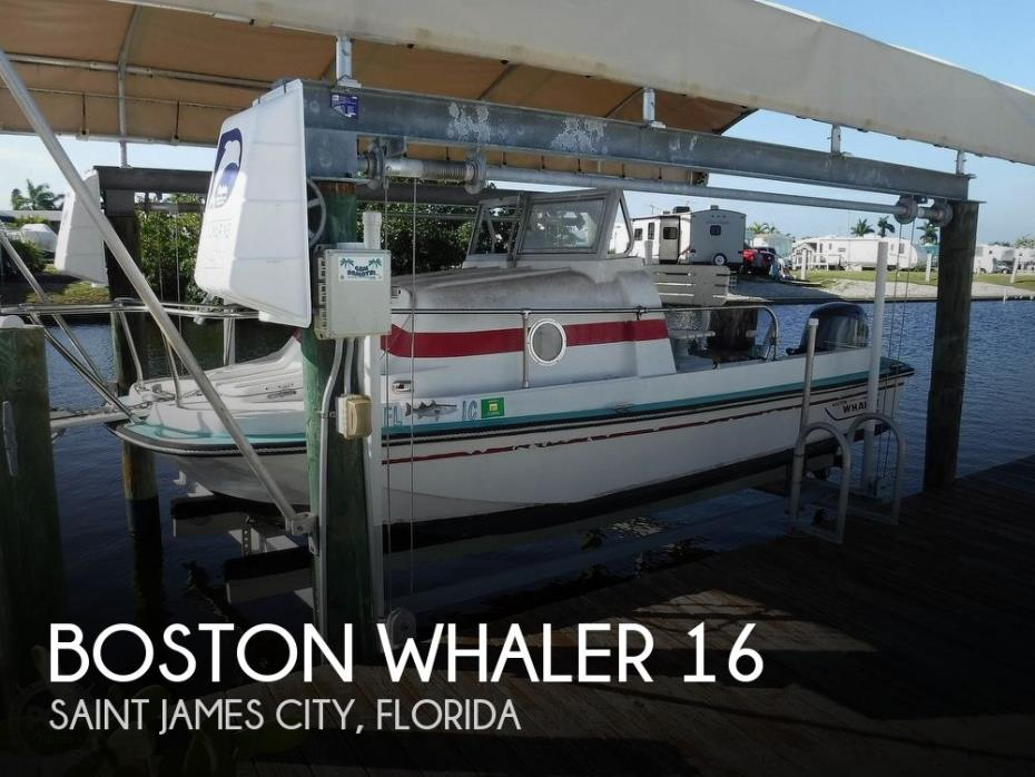 1970 Boston Whaler Menemsha 16