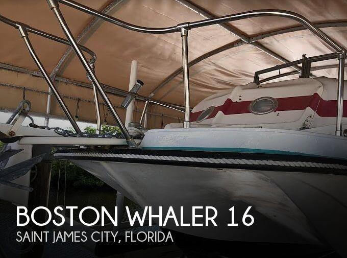 1970 Boston Whaler Mnemsha 16