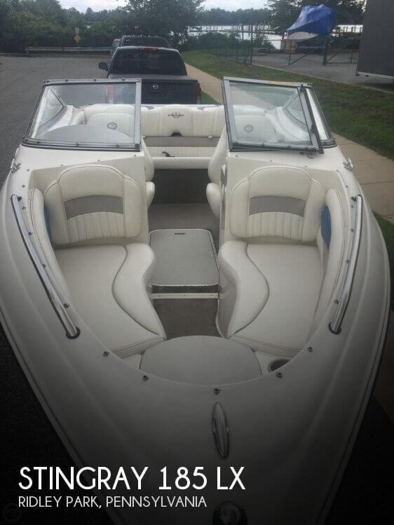 2009 Stingray 185 LX