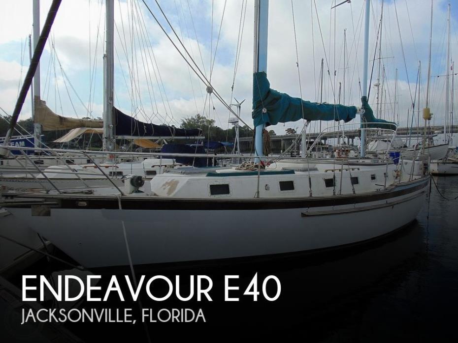 1981 Endeavour E40