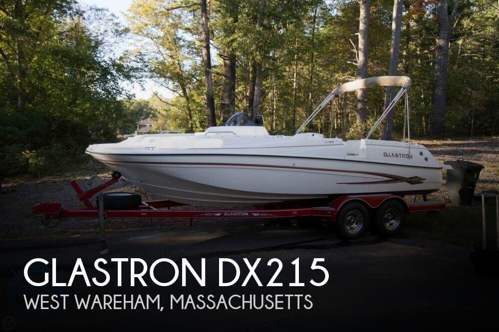 2003 Glastron DX215