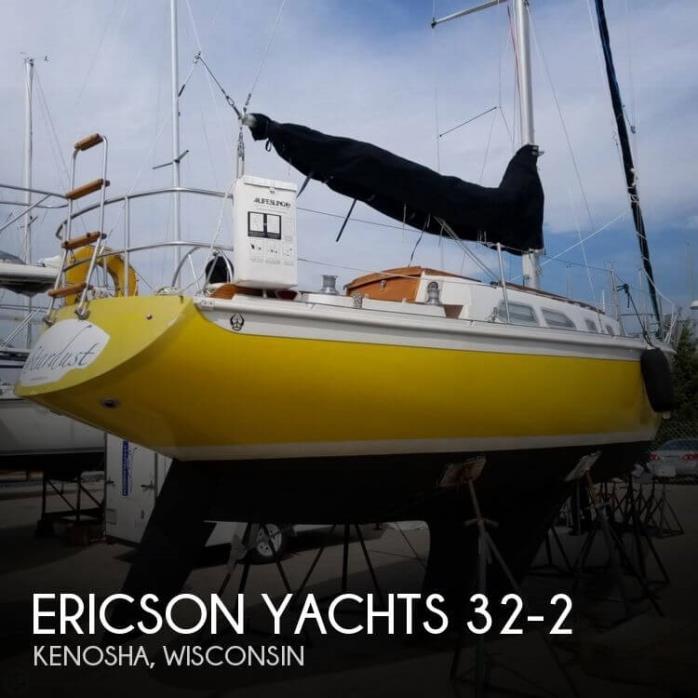 1975 Ericson Yachts 32-2