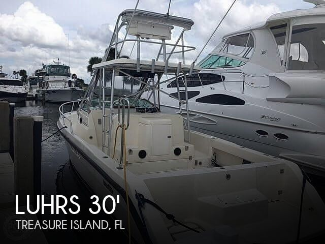 1992 Luhrs 30 Tournament