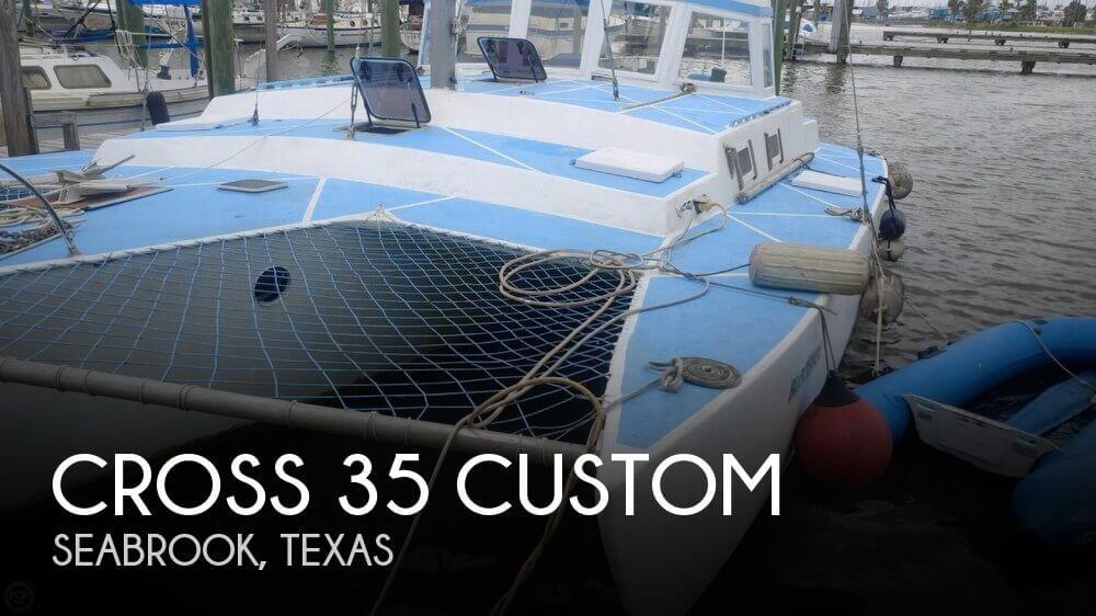 1984 Cross 35 Custom