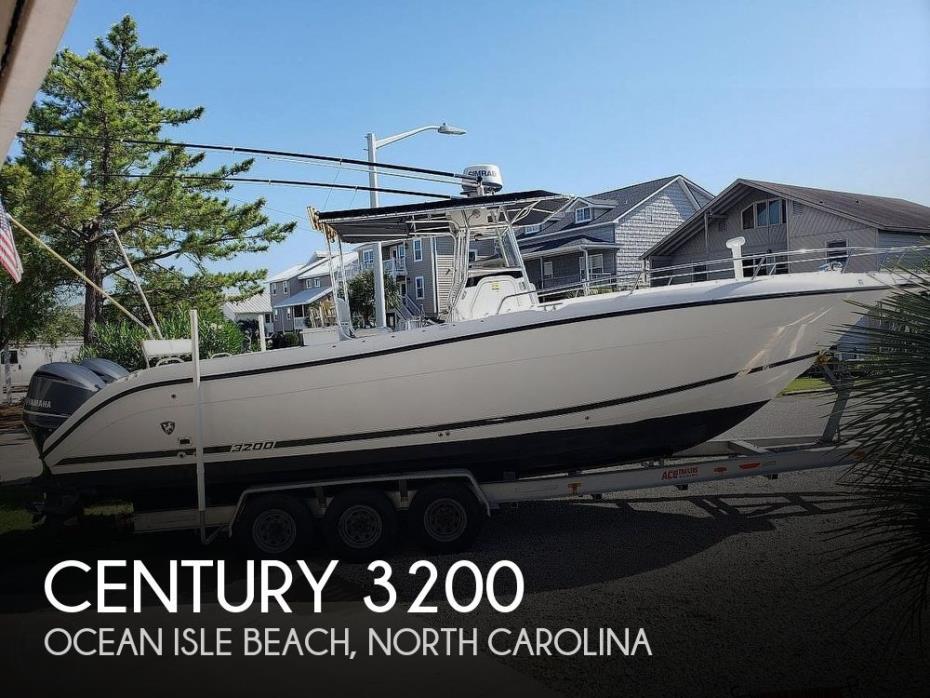 2002 Century 3200