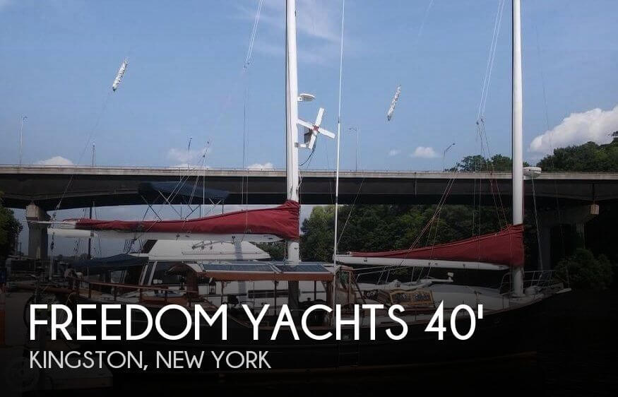 1981 Freedom Yachts 40 Center Cockpit