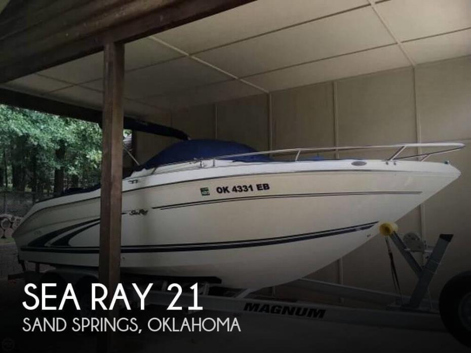 1999 Sea Ray 210