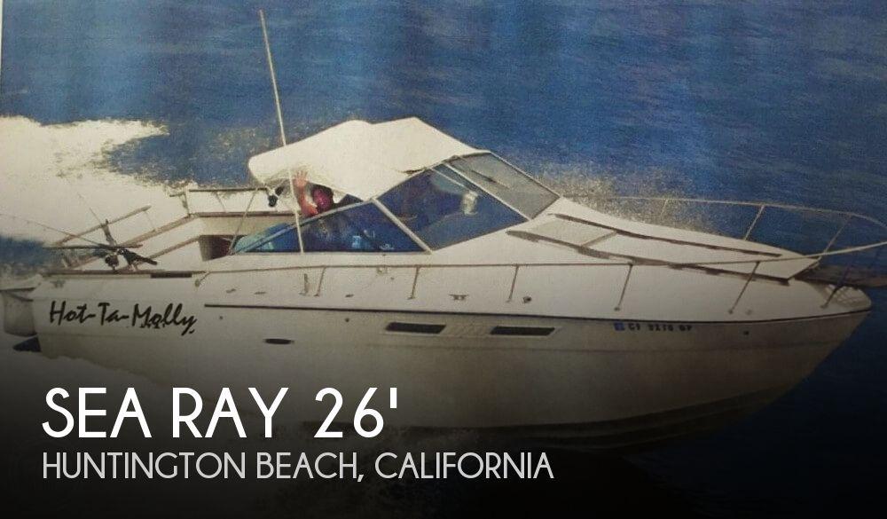 Sea Ray 260 Cuddy Cabin Boats for sale