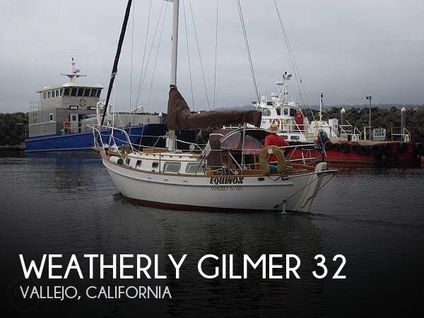 1983 Weatherly Gilmer 32