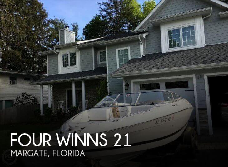 2007 Four Winns 21