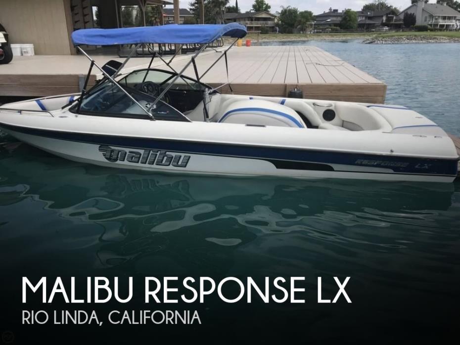 2001 Malibu Response LX
