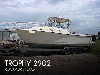 2004 Trophy 2902 WA Pro Fish