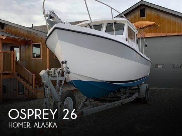 2003 Osprey 26 Long Cabin