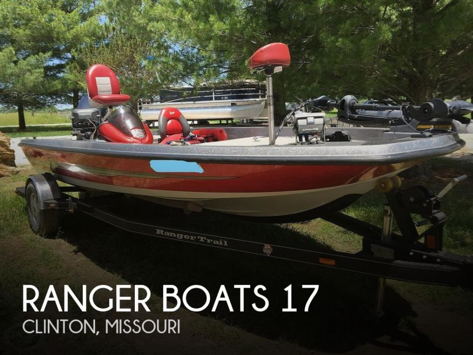 Ranger Bass Boat With Trailer Boats for sale