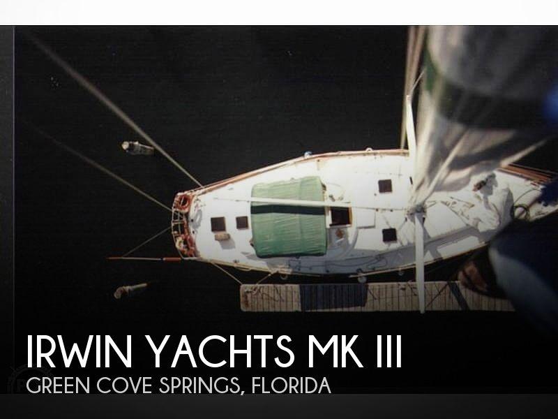 1987 Irwin Yachts 43-CC MK III