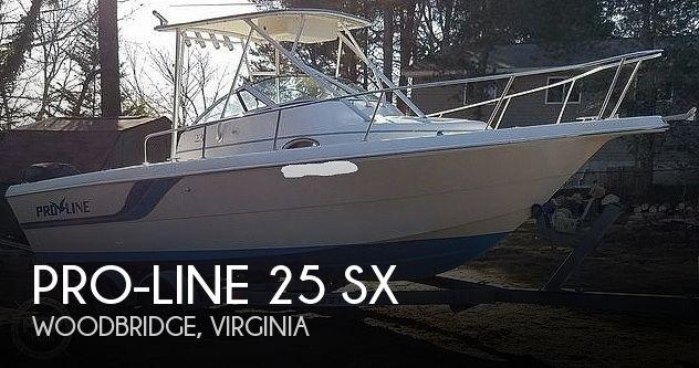 1996 Pro-Line 25 SX