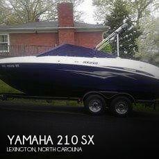 2011 Yamaha 210 SX