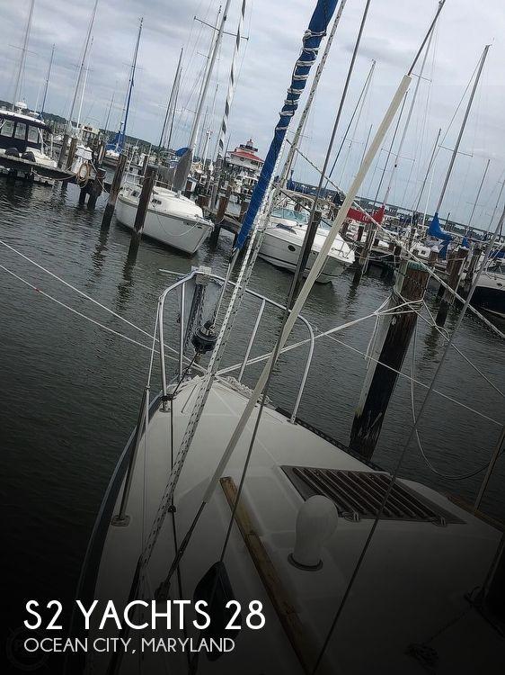 1981 S2 Yachts 28