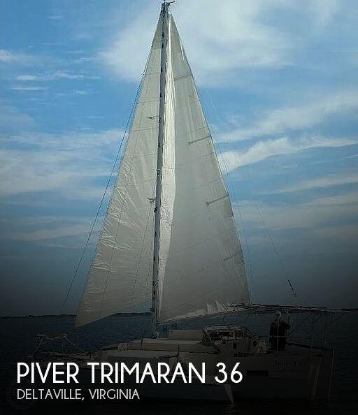 1974 Piver Trimaran 36
