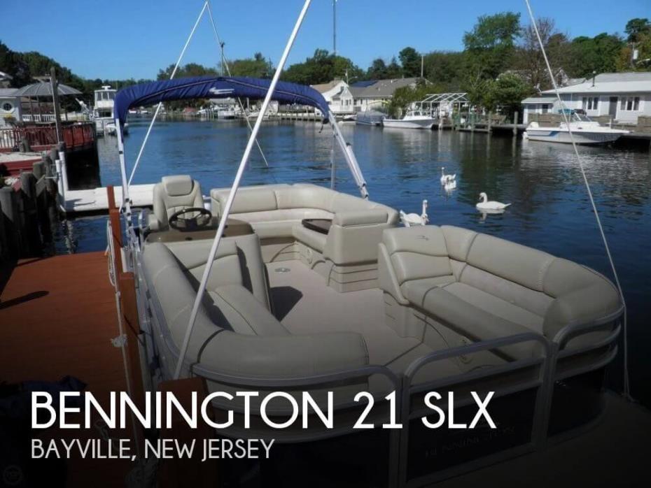 2014 Bennington 21 SLX