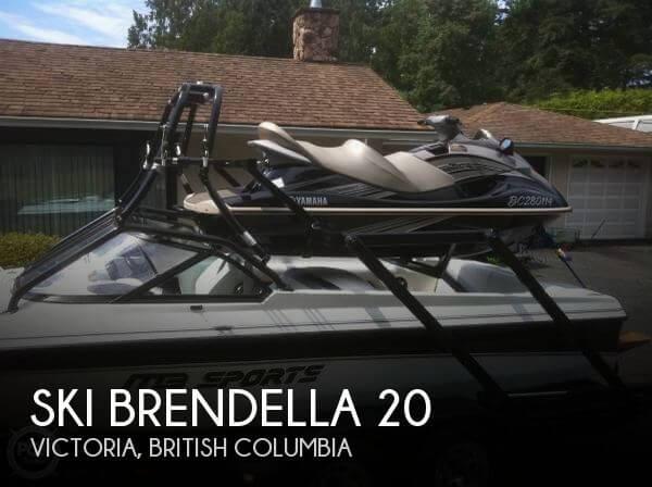 1997 Ski Brendella 20