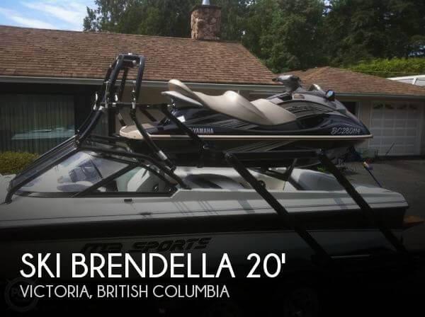 1997 Ski Brendella Ski Brendella 20