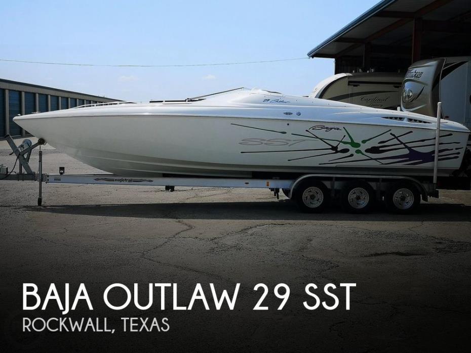 2000 Baja 29 Outlaw SST