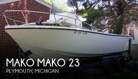 1978 Mako 23