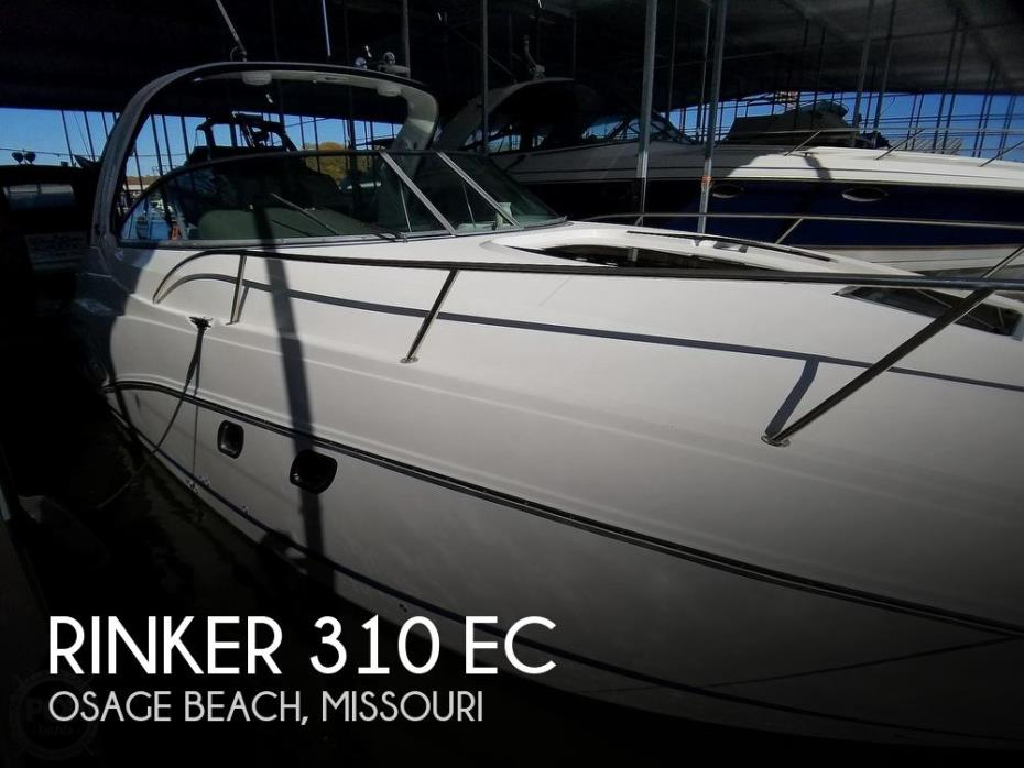 2013 Rinker 310 EC