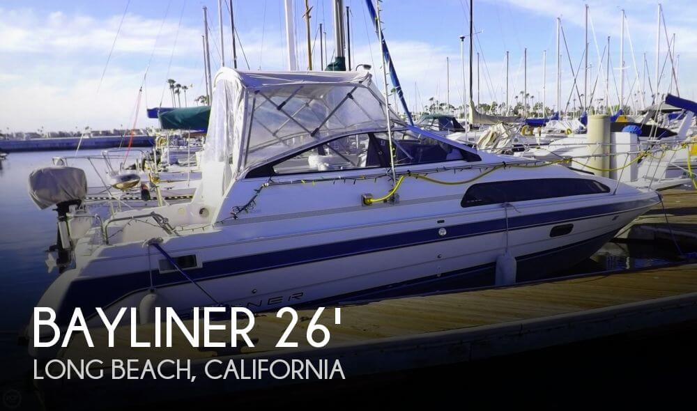1991 Bayliner 2655 Sunbridge
