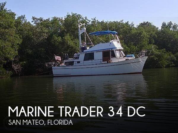 1979 Marine Trader 34 DC