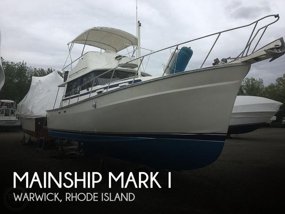 1981 Mainship Mark I