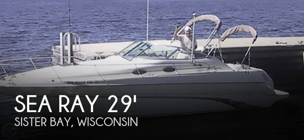 1999 Sea Ray 270 Sundancer