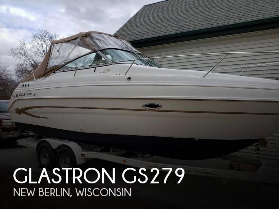 2003 Glastron GS279