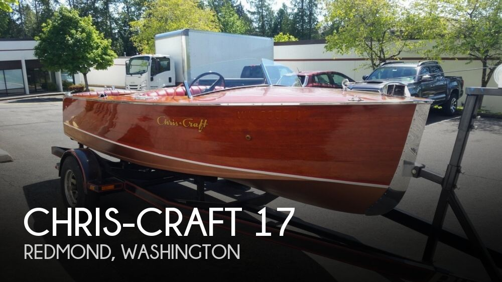 1950 Chris-Craft 17