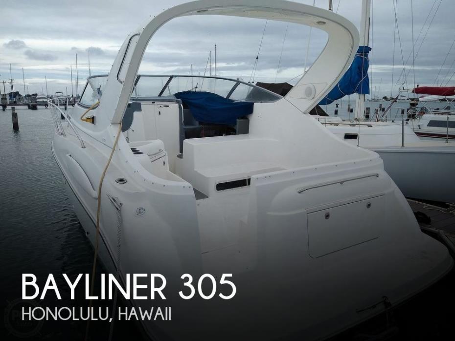2005 Bayliner Ciera 305 SB