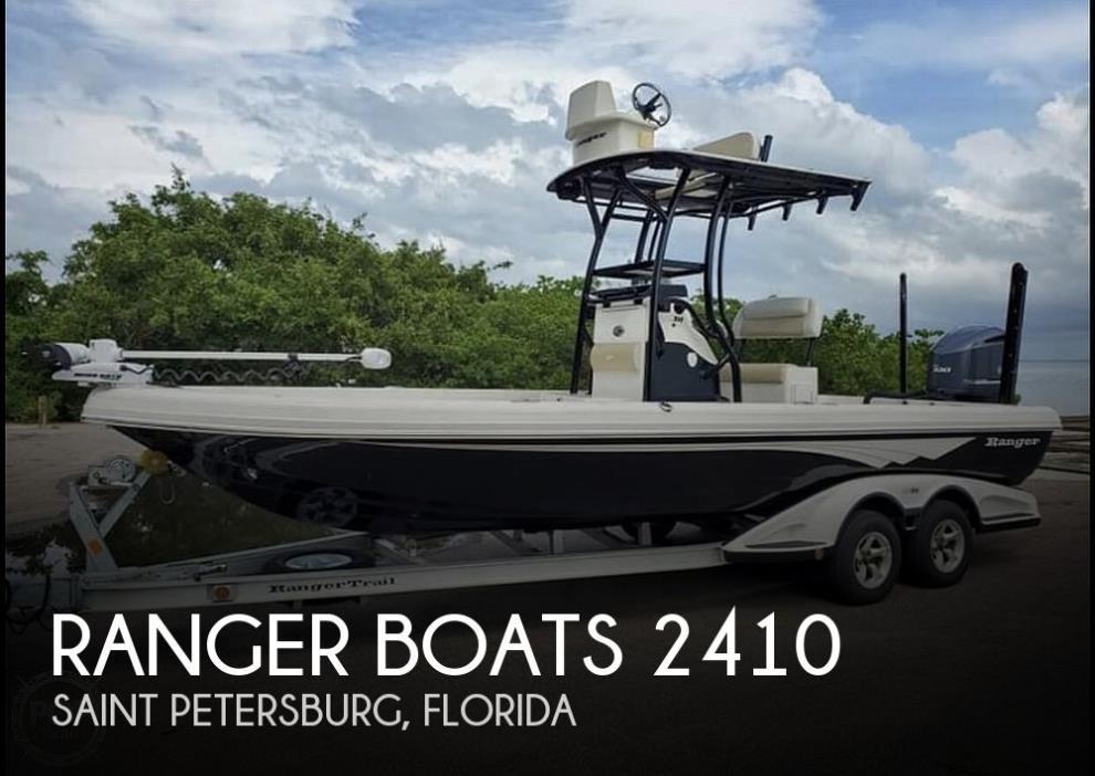 2015 Ranger Boats 2410
