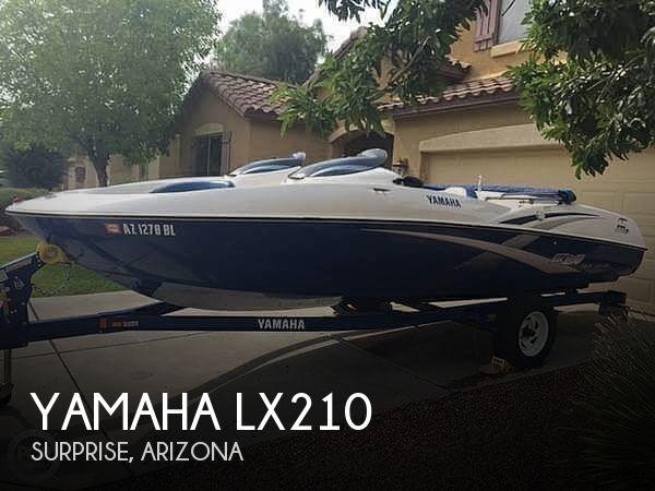2005 Yamaha LX210