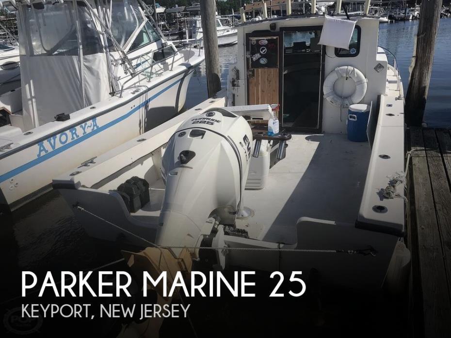 1986 Parker Marine 25