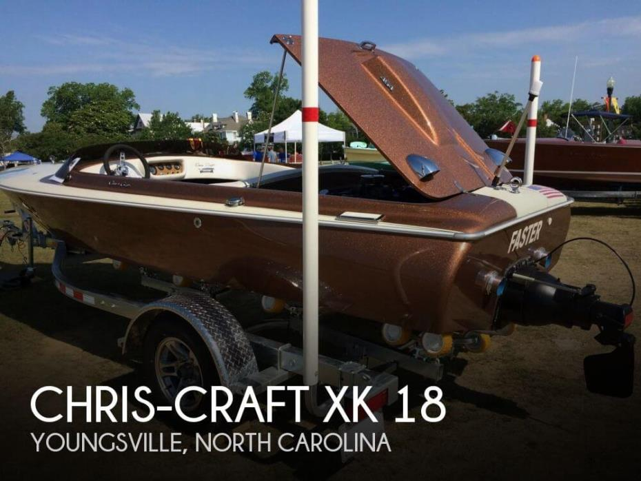 1973 Chris-Craft XK 18