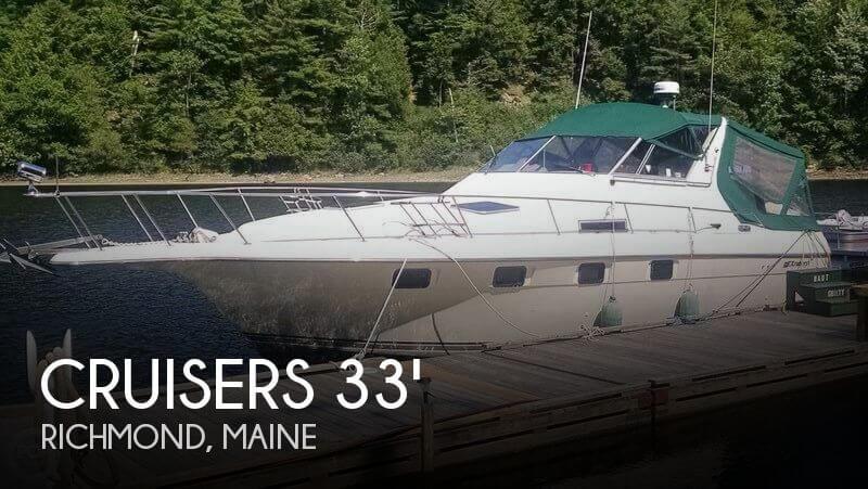 1990 Cruisers Yachts 3370 Esprit