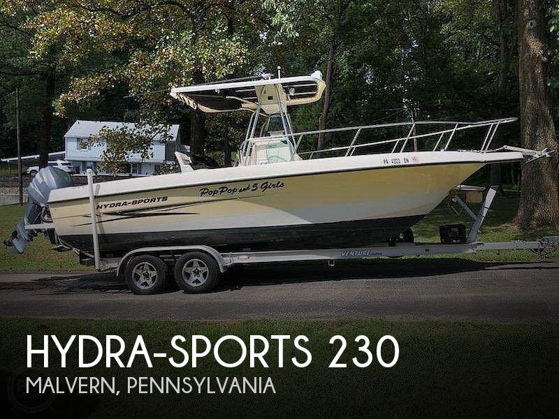 2005 Hydra-Sports Lightning 230