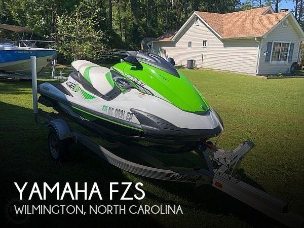 2016 Yamaha FZS