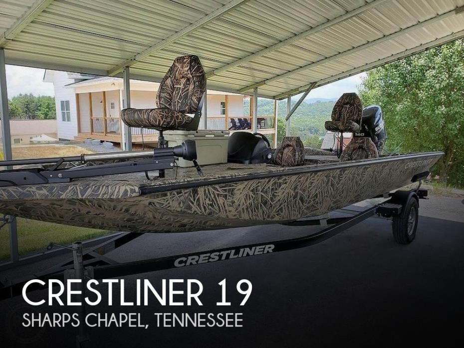 2019 Crestliner VT 19