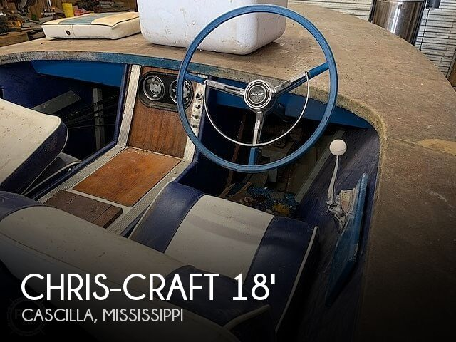 1965 Chris-Craft Cavalier 18