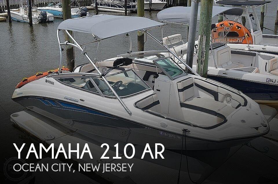 2015 Yamaha 210 AR