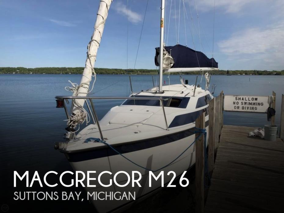 2014 MacGregor M26