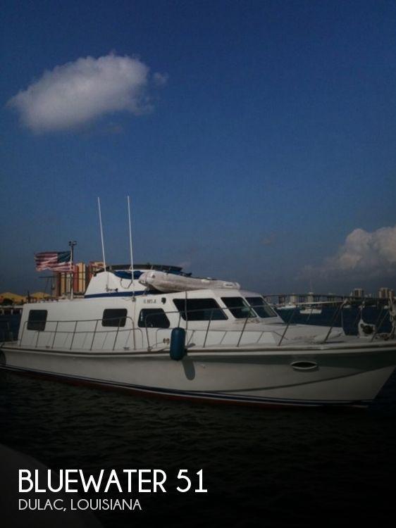 1986 Bluewater 51