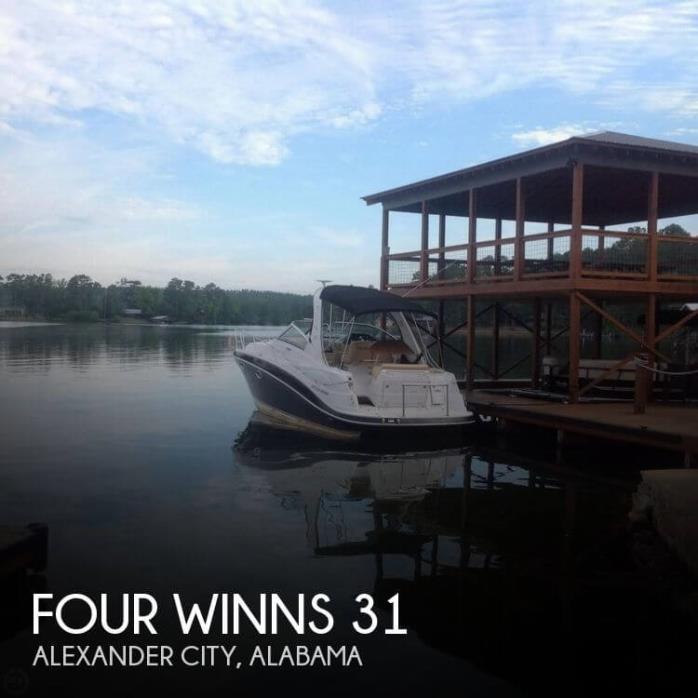 2009 Four Winns 31